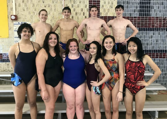 The Carlsbad swim team will be competing at the state meet this Friday and Saturday at Albuquerque Academy.