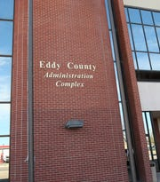 An outside look of the Eddy County Administration Complex. Facilities Director Brian Stephens said the elevator needs to be modernized.