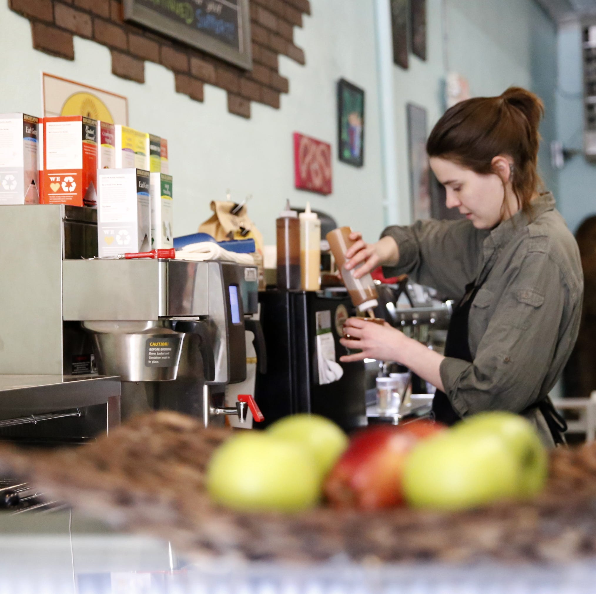 Cosmic Cafe offers coffee, baked goods in downtown Farmington