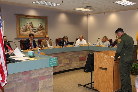 San Juan County Commission will meet at 4 p.m. March 11 to discuss a variety of topics including housing youth from Santa Fe County at the San Juan County Juvenile Detention Center.