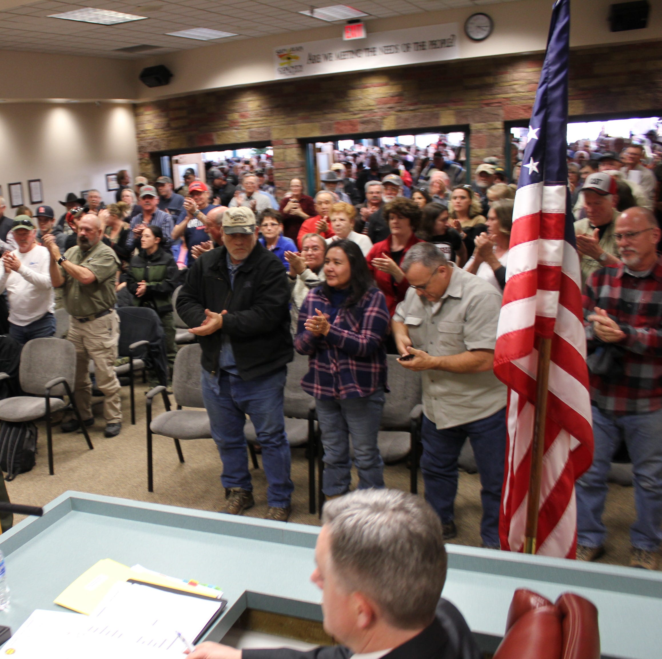 San Juan County passes Second Amendment sanctuary county resolution on 4-1 vote