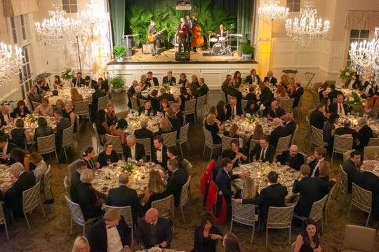 The fourth annual Bates Street Society Dinner was hosted by The Community House and The Community House Foundation Boards of Directors Feb. 2.