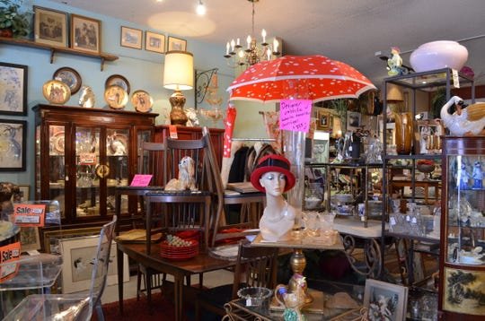 Little Shop of Treasures offers vintage shopping in Palm Springs.