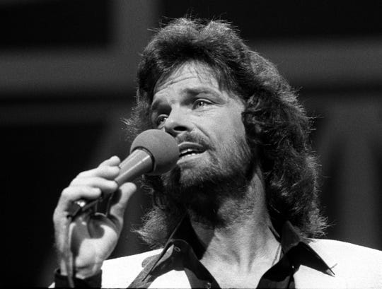 B.J. Thomas makes his debut as a member of the Grand Ole Opry on Aug. 7, 1981.