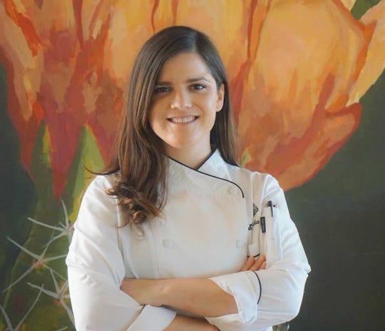 Samantha Sanz of Talavera