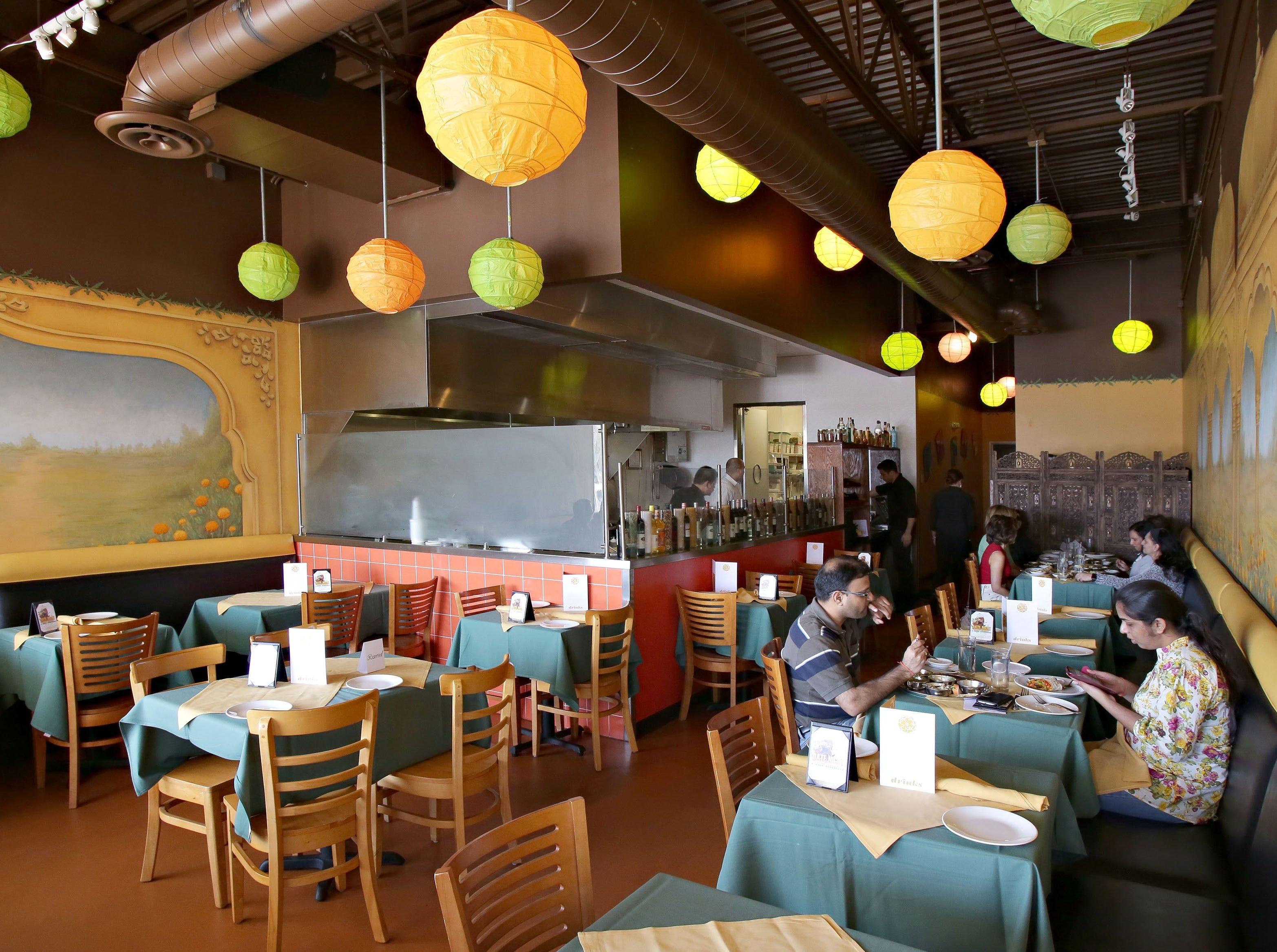 Sunil Kumar of Marigold Maison Indian Cuisine