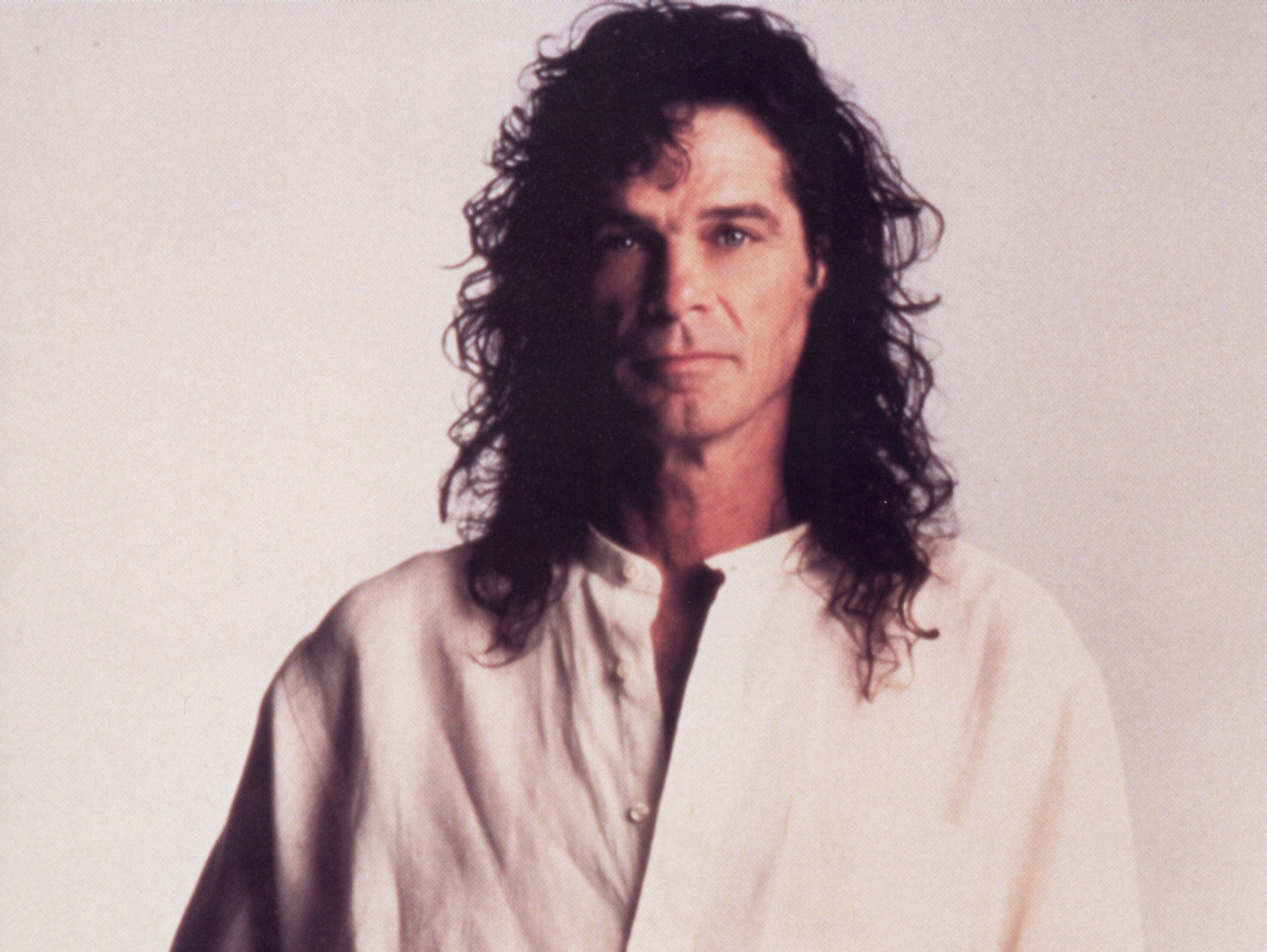 B.J. Thomas is seen in a promotional image circa 1995.