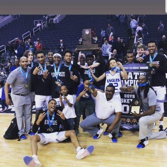 Eduprize won the CAA basketball championship.
