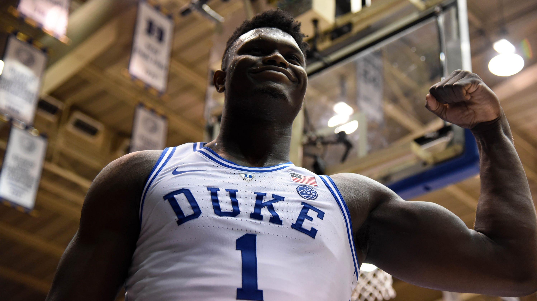 dfd99ab5a NBA mock draft  Phoenix Suns Zion Williamson Ja Morant 2019 NBA draft