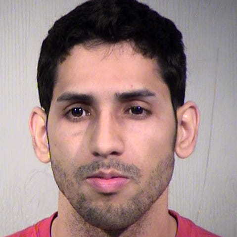 Man arrested on suspicion of indecent exposure at ASU library