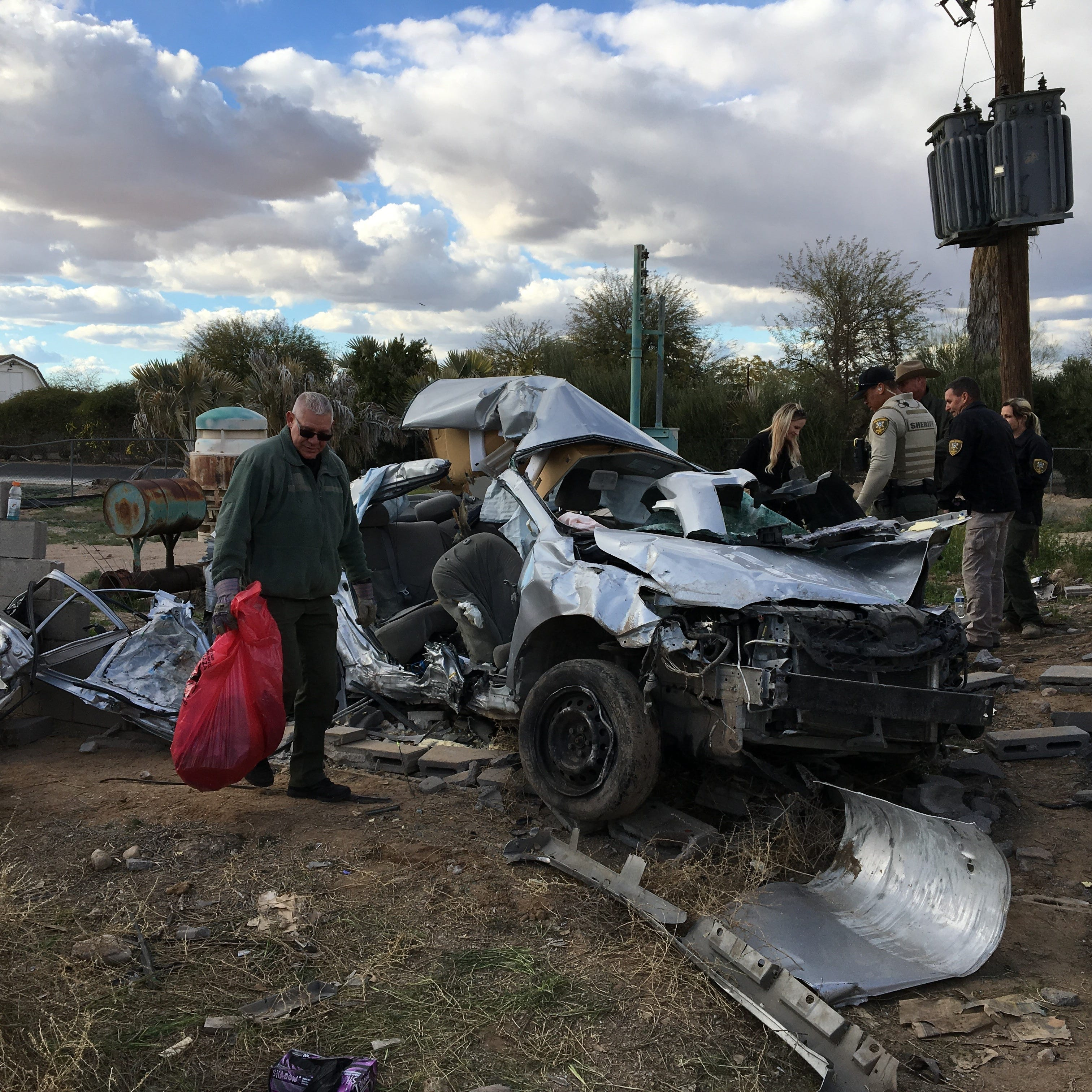 17-year-old faces murder charges after 3 killed in San Tan Valley crash