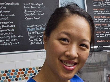 Helen Yung of Sweet Republic