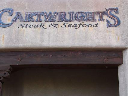 Brett Vibber of Cartwright's Modern Cuisine