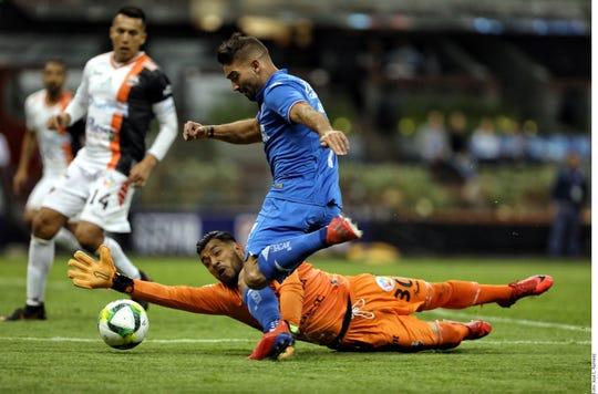 Cruz Azul fracasa en la Copa MX.