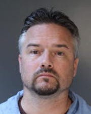 Joseph Fitzpatrick III in a 2019 state Dept. of Corrections mugshot