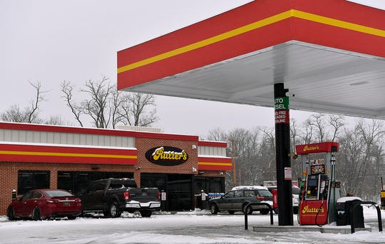 Rutter's opened their new store in Hellam, Wednesday, February 20, 2019. The new store, located behind the original store at 700 West Market Street, is 7,900 square feet and features more fuel pumps, a quick service restaurant, beer and wine and seating for up to 30 patrons inside the store.John A. Pavoncello photo