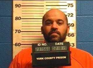 Daniel L. Woodruff, 37, charged with aggravated assault and several related charges.