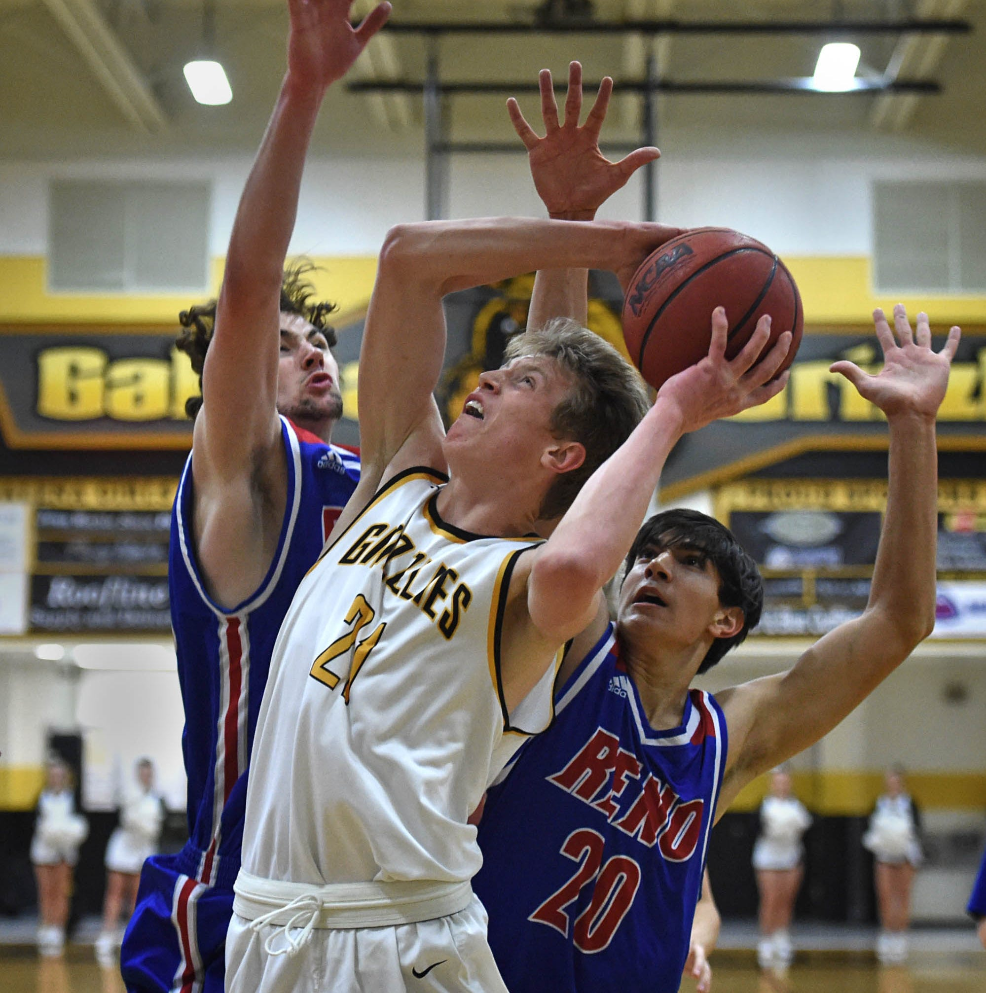 Boys basketball: Top seeds all hold serve in North 4A Regionals