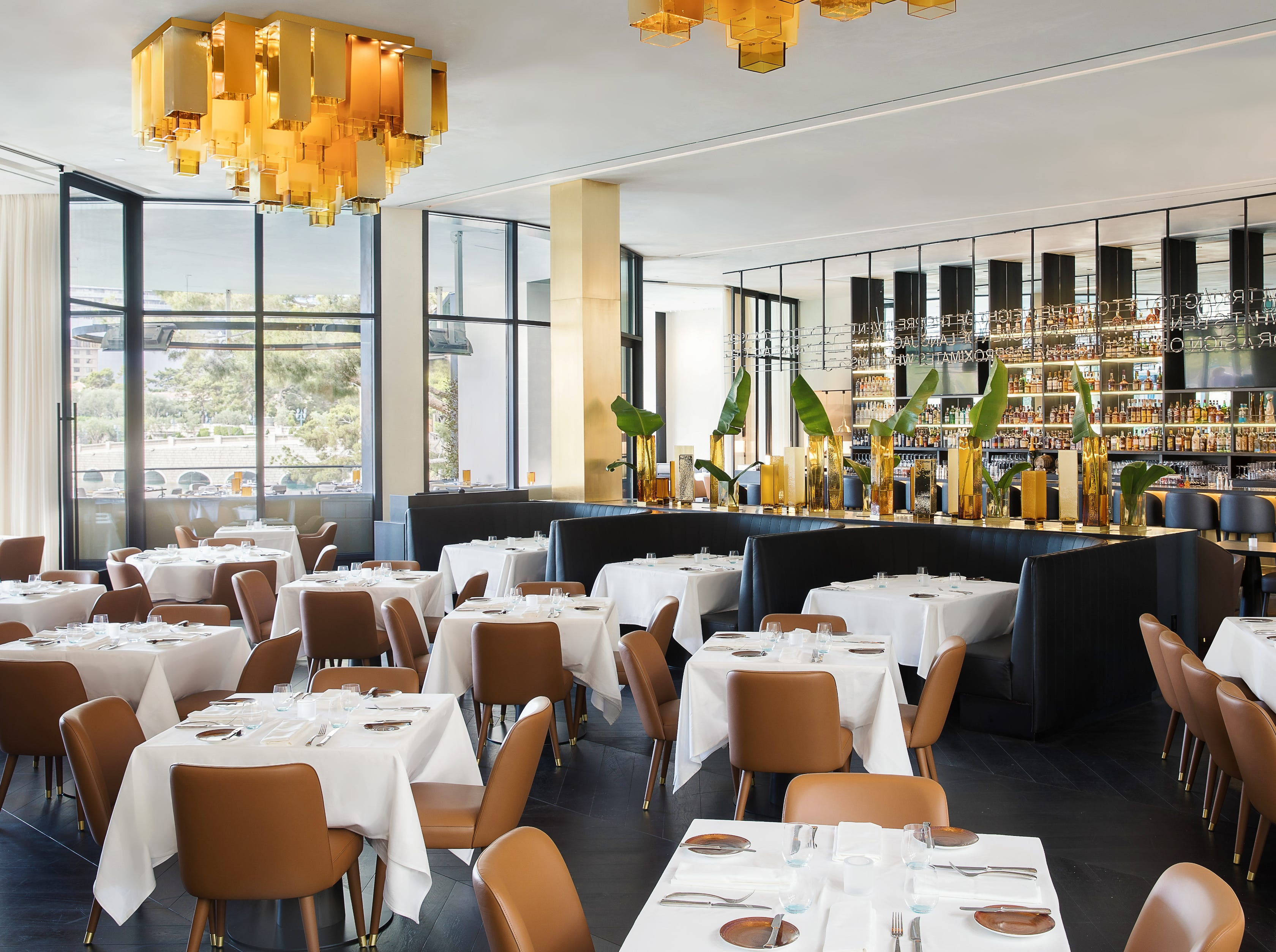 SPAGO in Bellagio Resort & Casino. Twenty five years after the original Spago sparked Las Vegas' culinary transformation, legendary chef Wolfgang Puck debuts a new incarnation of the restaurant.