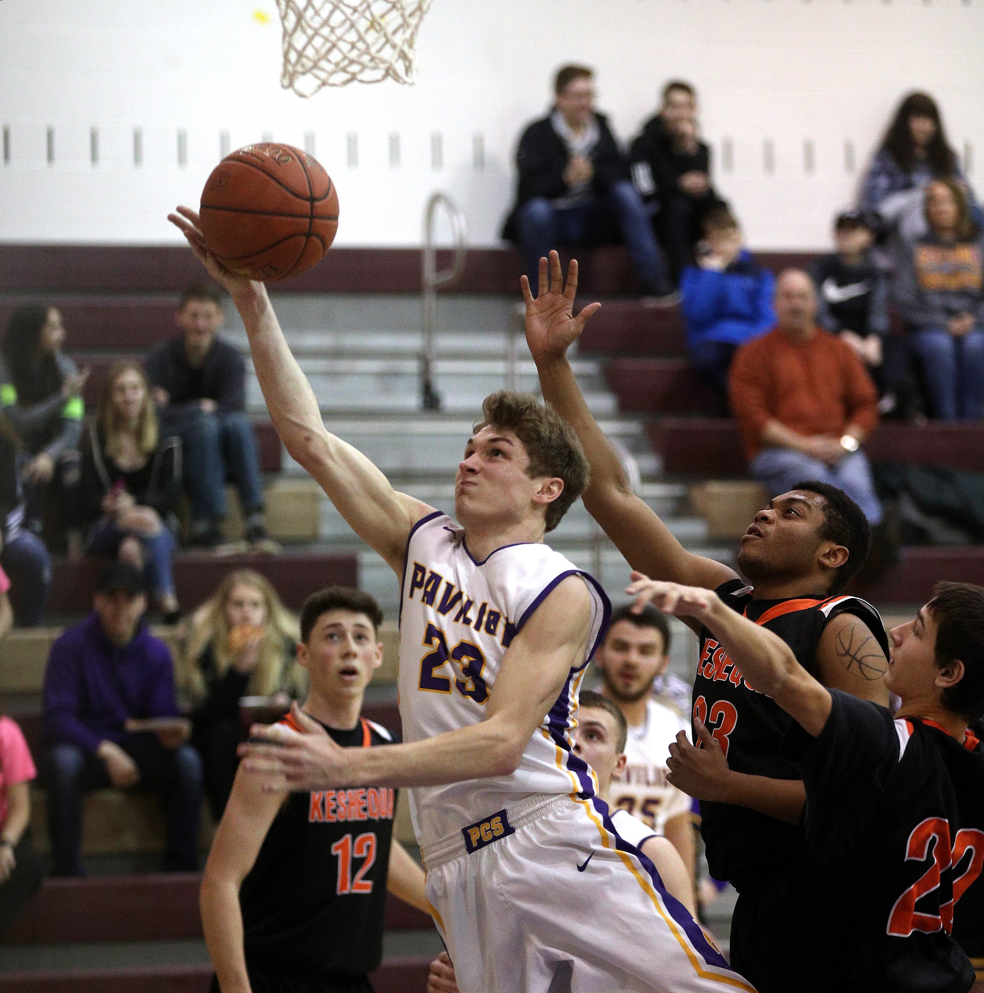 High school scores for Tuesday, Feb. 19: Find out how your favorite Section V team fared
