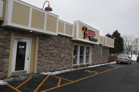 Fairfield's Bar and Grill is near where Penfield and Fairport meet.