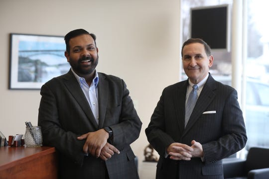 Jai Ramachandran is CEO and George T. Conboy is chairman at Brighton Securities which is celebrating its 50th anniversary in 2019.
