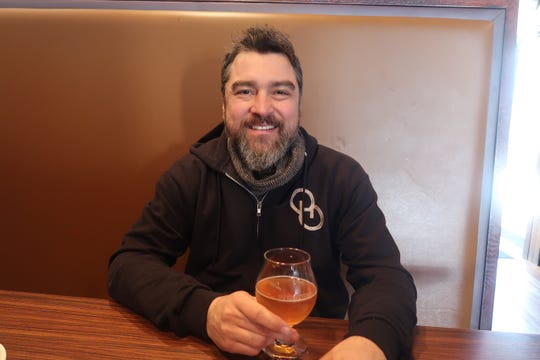 Eric Salazar, who spent 24 years at pioneering New Belgium Brewing in Colorado, will oversee the sour and wood-aging program at Other Half Rochester.