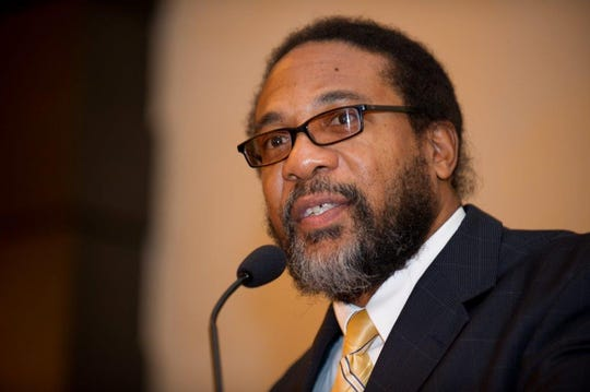 Jerome Underwood, CEO of Action for a Better Community, experienced racism on the campus of St. John Fisher during the 1980s. Underwood said racism was 'baked into' America's college campuses and other institutions.