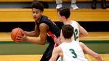 The Sprague vs. West Salem boys basketball game at West Salem High School on Tuesday, Feb. 19, 2019. Sprague won the game 75-72.