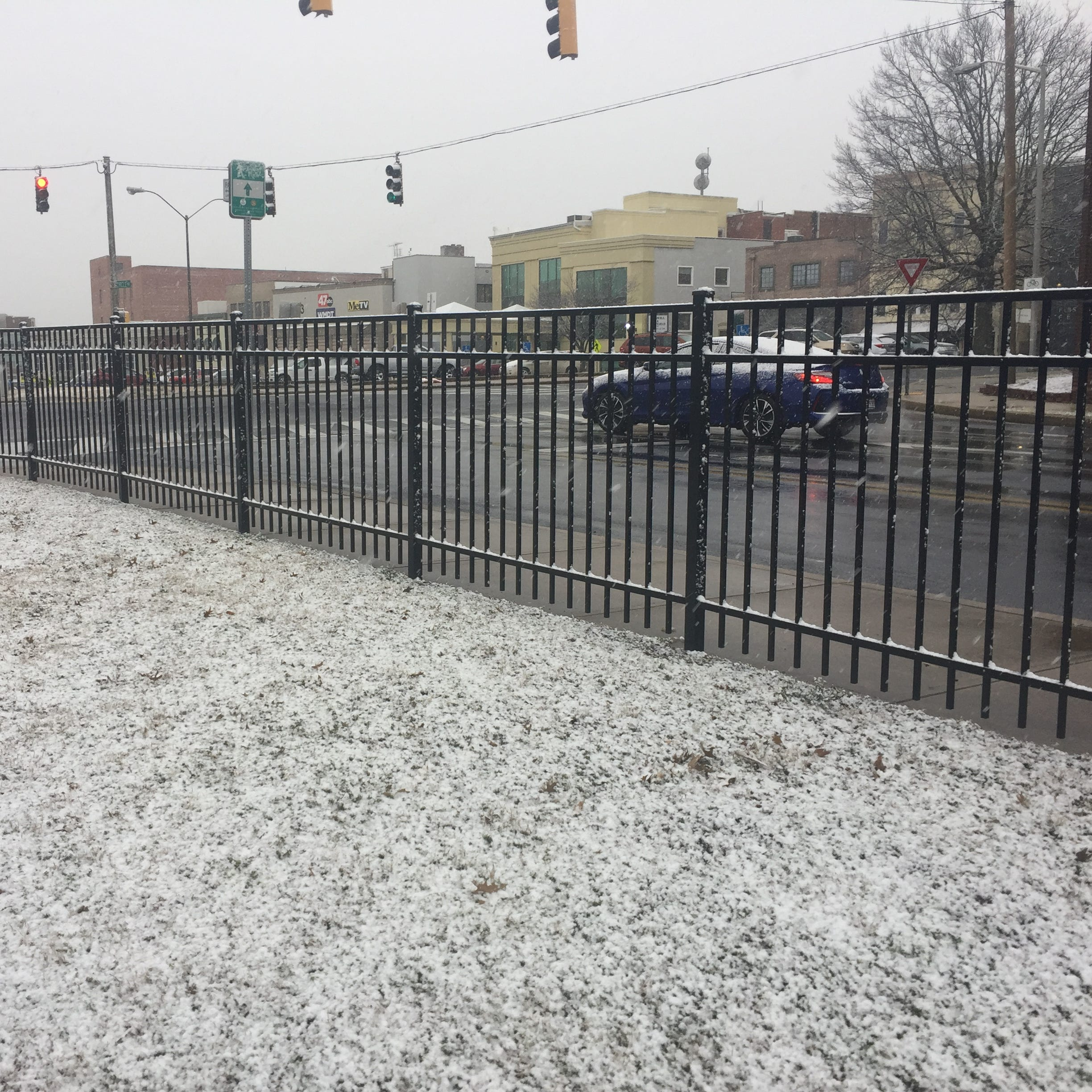 Weather update: Expect snow, sleet, rain and icy conditions on Delmarva
