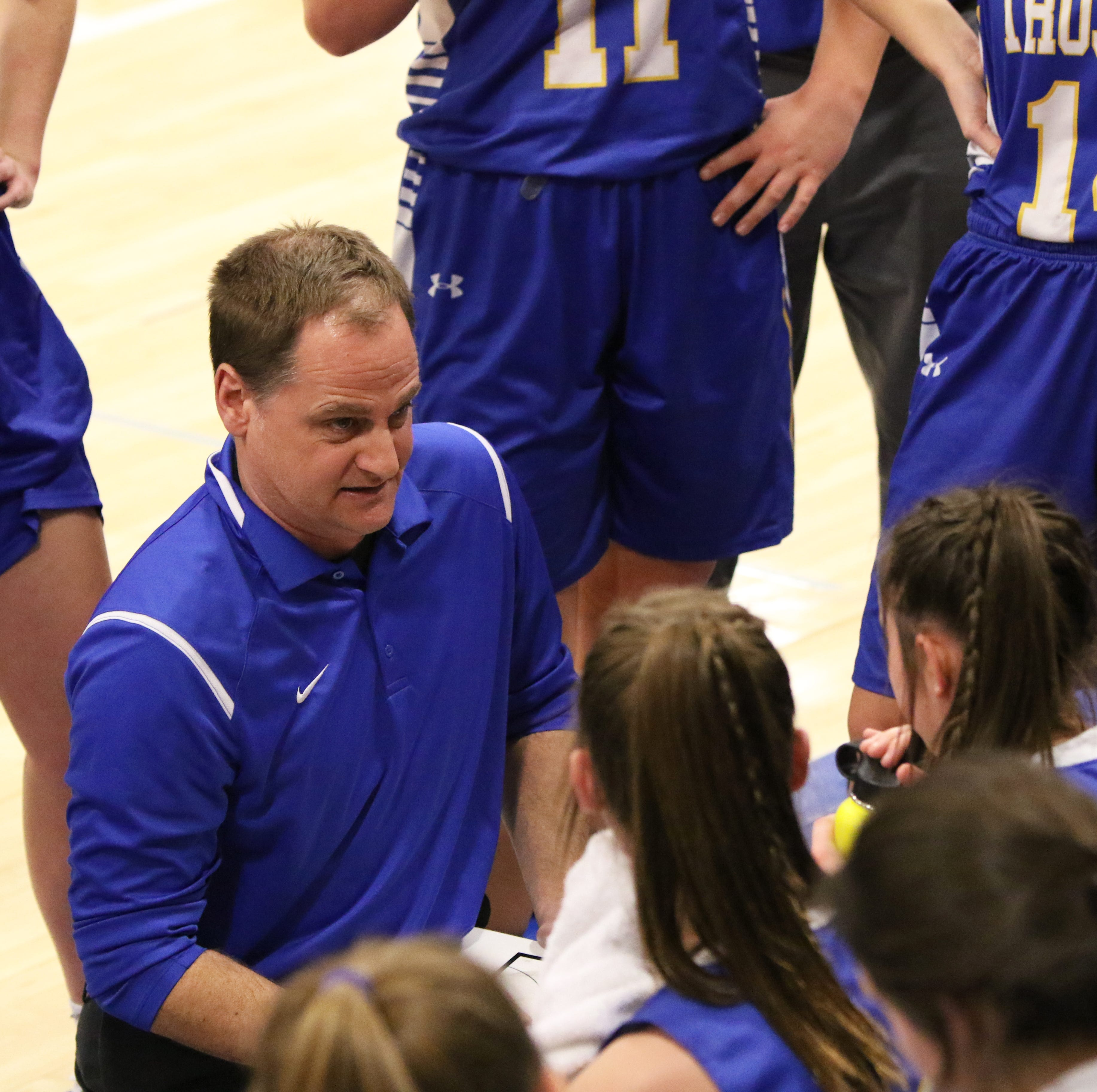 West Central leads wide-open Class A girls tournament