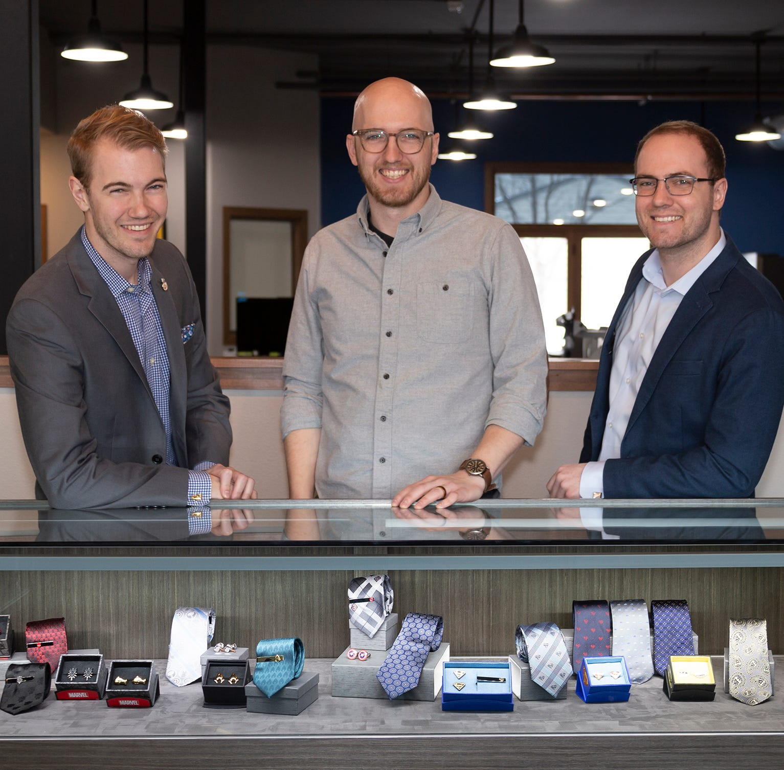Broin brothers-owned Cufflinks to open local storefront