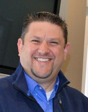 Matt Searson, chief academic officer for New Covenant Academy