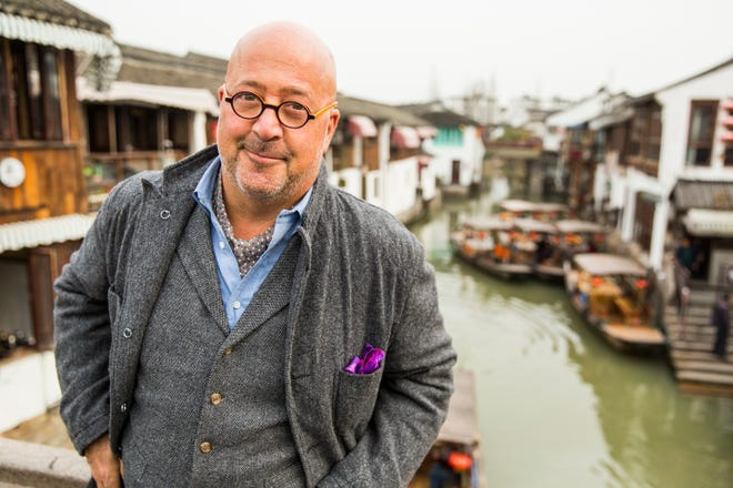 "The Queen City is going to be featured on Bizarre Foods Delicious Destinations on Monday night. Andrew Zimmern takes a tour of Cincinnati's ""culinary icons"" in an upcoming episode."