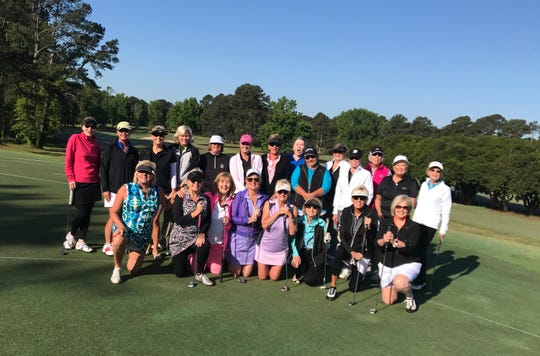Lady Links has had over a thousand members over its 25 years in Tallahassee.