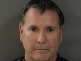 Barry Mills, 58, of Indian River County, charged with soliciting prostitution