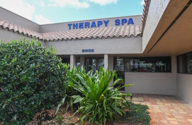 Therapy Spa, 2836 SE U.S. 1, Stuart