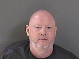 Jon Edward Broecker, 49, of Indian River County, charged with soliciting prostitution