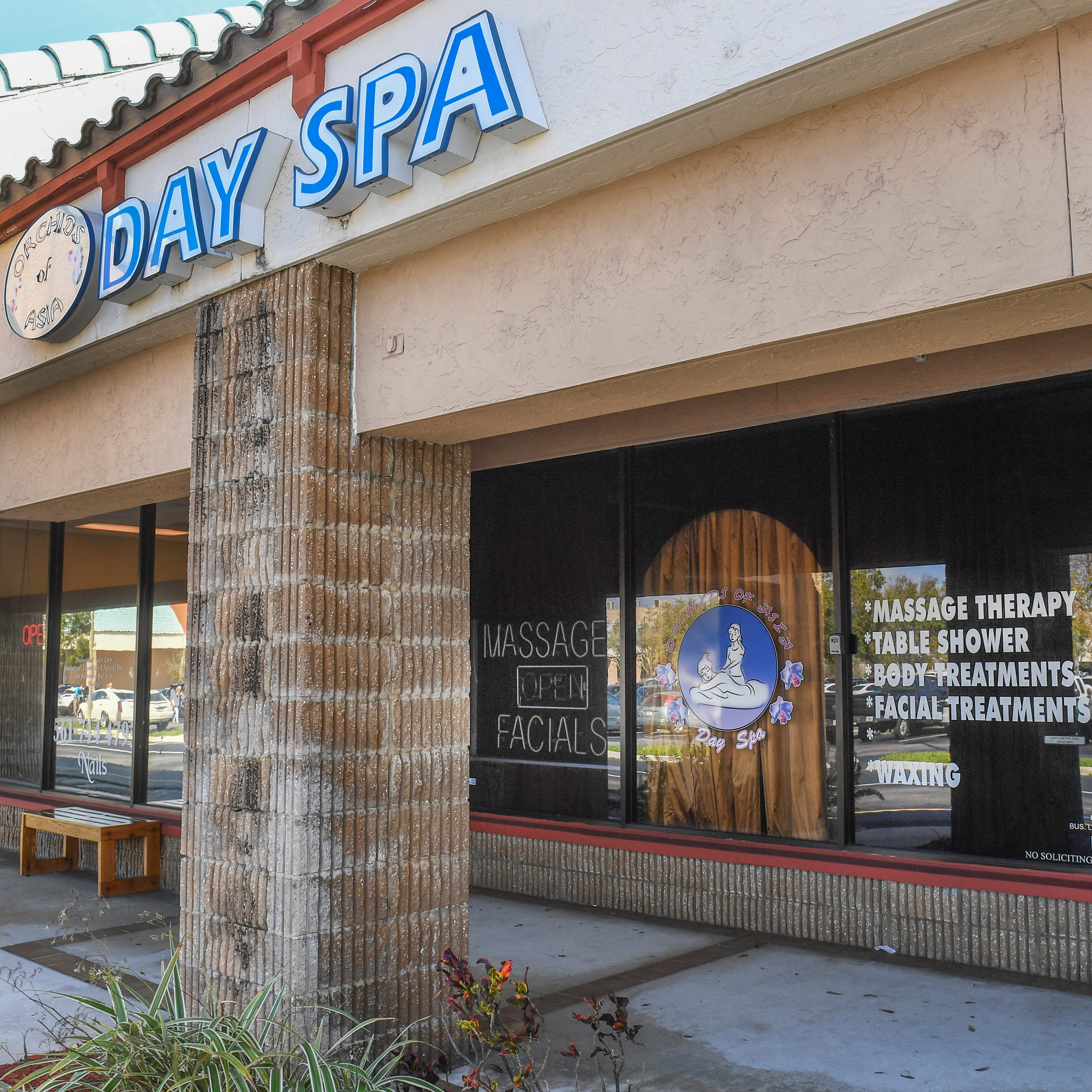 Orchids of Asia Day Spa, 103 S U.S. 1, unit C-2, Jupiter