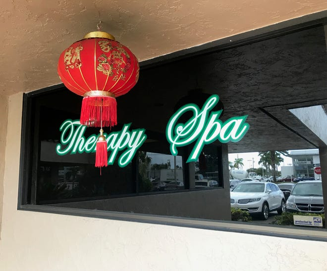 Therapy Spa in Martin County