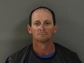 Donald Scott Brown, 43, of Indian River County, charged with soliciting prostitution