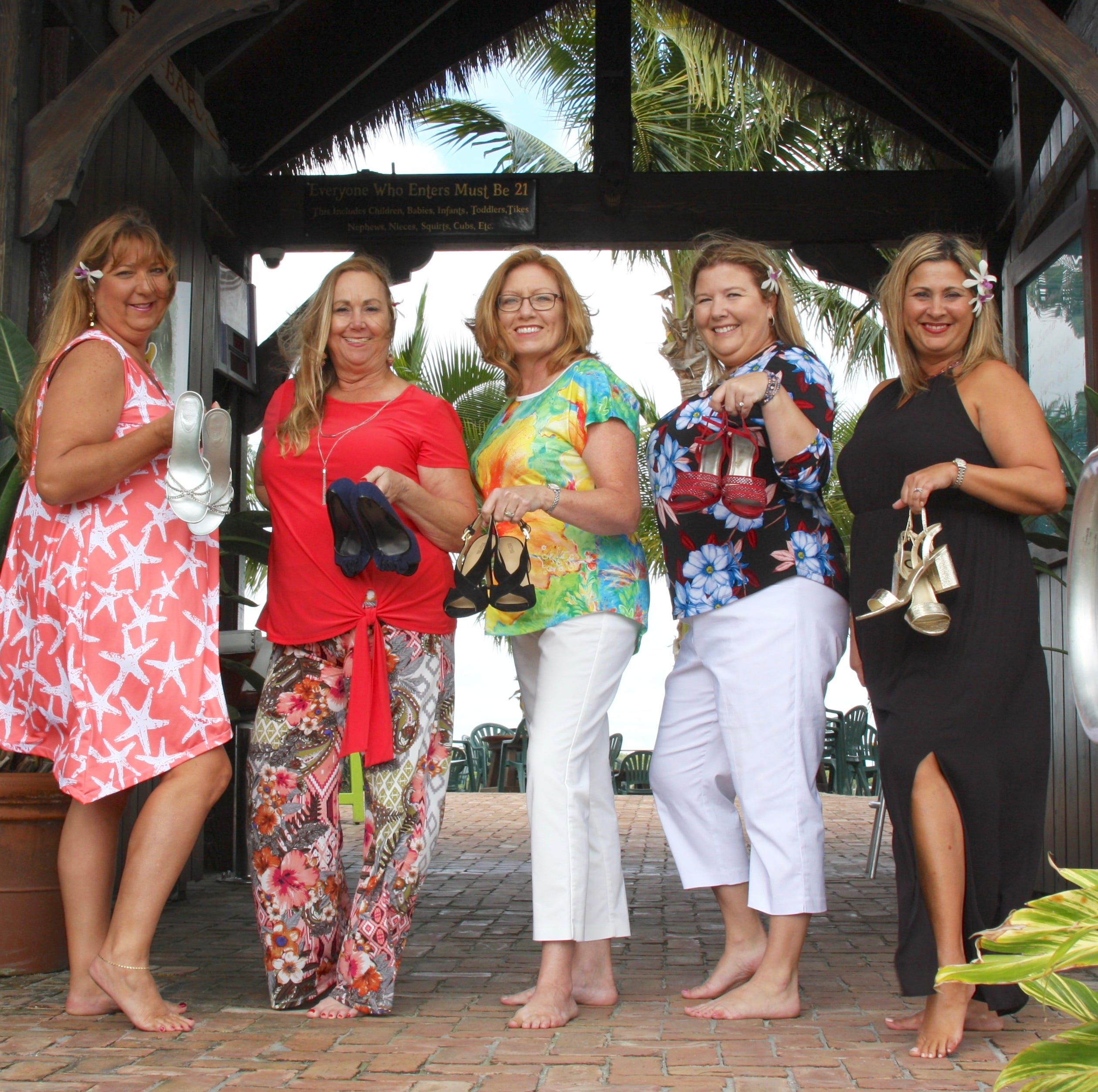 Port St. Lucie Business Women kick up 'Hawaiian Heels' for April 6 fashion show fundraiser