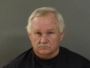 Clarence Wayne McClain, 61, of Indian River County, charged with soliciting prostitution