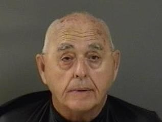 Peter George McBride, 78, of Vero Beach, charged with soliciting prostitution