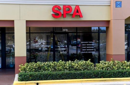 Bridge Foot Massage & Spa, 11774 SE U.S. 1, Hobe Sound