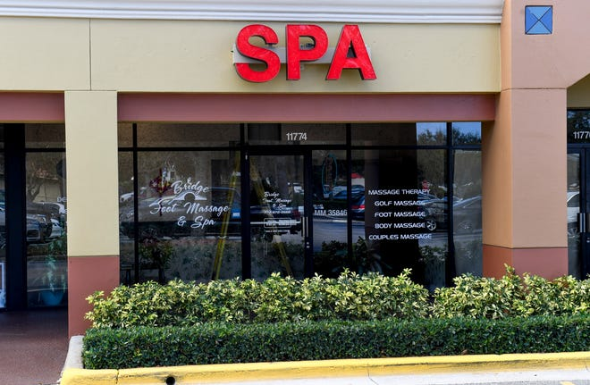 Bridge Foot Massage & Spa, 11774 SE U.S. 1, Hobe Sound