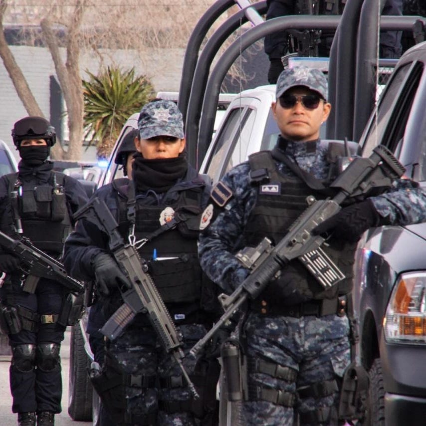 Mexico deploys 600 soldiers, federal police to quell violence in Juárez, 16 other cities