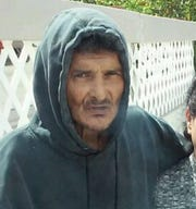 Juan Reyna Jr.,60, of Oxnard, was last seen Friday at 6 p.m. in the 1600 block of Gina Drive.