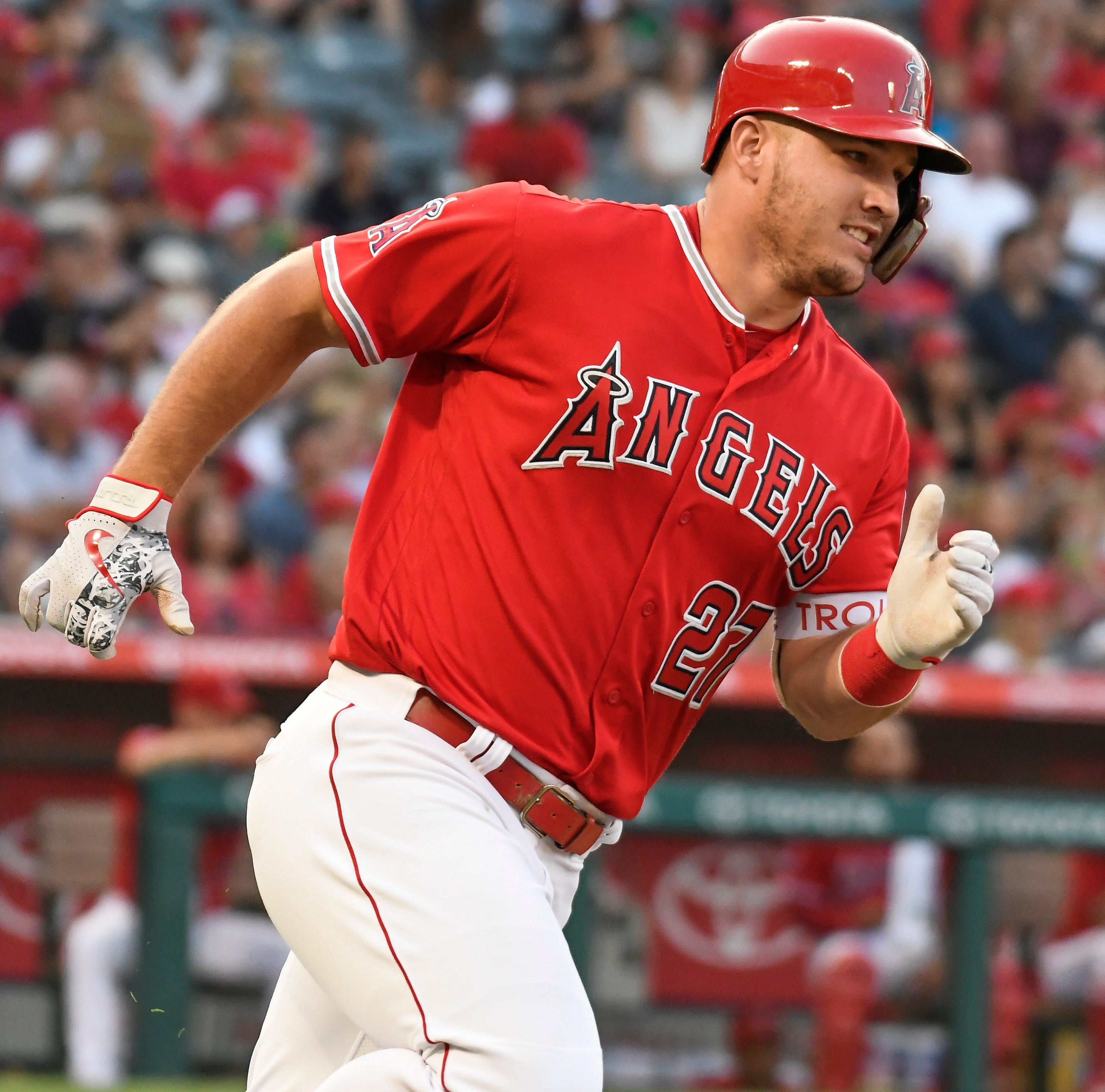 Neighbors briefs: Mike Trout, CCREA trips, suicide prevention, yard sale, GriefShare