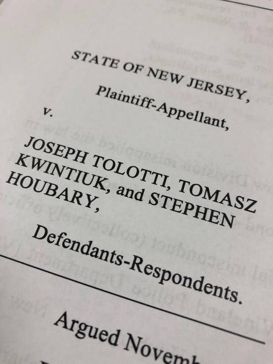 Superior Court of New Jersey Appellate Division decision